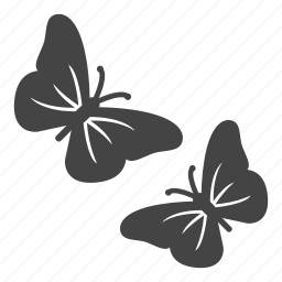 animals, butterfly, insect, moths, nature icon