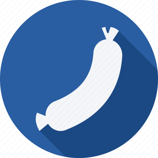 bekary, food, foods, gastronomy, restaurant, sausage icon