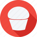 bekary, food, foods, gastronomy, muffin cake, restaurant icon