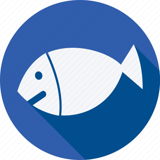 Food, gastronomy, bekary, foods, restaurant, fish icon