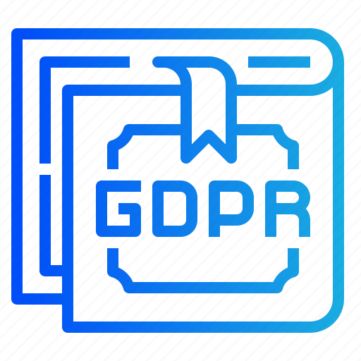 Book, compliance, gdpr, law, regulation icon - Download on Iconfinder