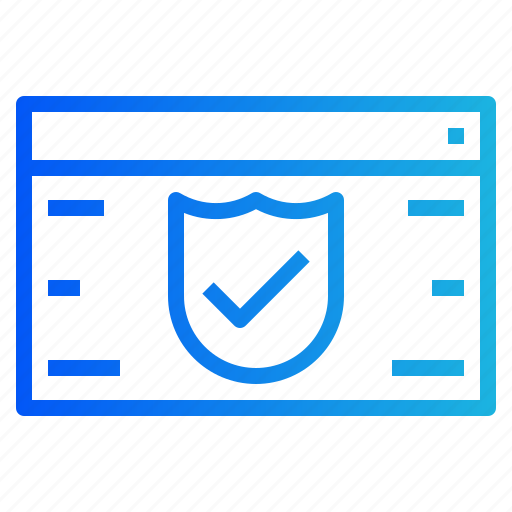 data, gdpr, personal, protection, security icon