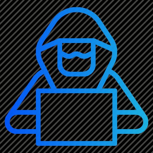 Burglary, criminal, espionage, robbery, spy, terrorism icon - Download on Iconfinder