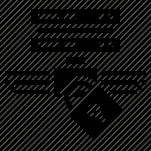 Data, gdpr, privacy, server, storage icon - Download on Iconfinder