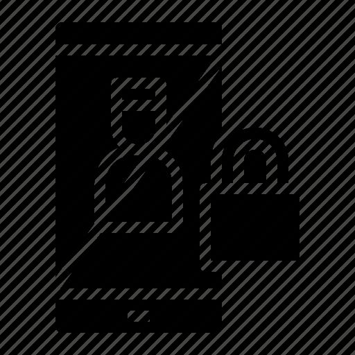 Gdpr, lock, online, policy, smartphone icon - Download on Iconfinder
