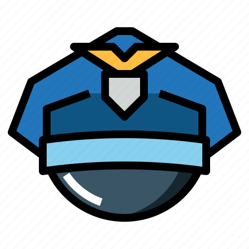 Authority, cap, gdpr, law, police icon - Download on Iconfinder