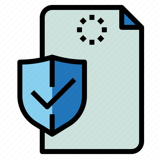 Access, check, file, protect, security icon - Download on Iconfinder