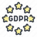 data, eu, gdpr, protect, protection, security, star