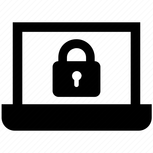 Laptop, lock, notebook, protection, safe, security icon - Download on Iconfinder