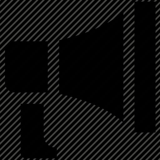 announcement, loudspeaker, megaphone, promote, viral, voice icon