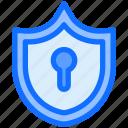 shield, lock, security, internet