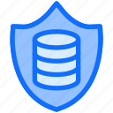 shield, security, internet, database