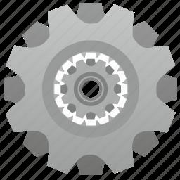 engine, gear, machine, settings icon