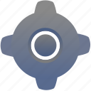 cog, cogwheel, engine, gear, machine, settings icon