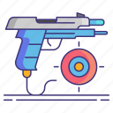 controller, game, gun