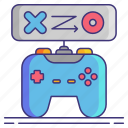 game, strategy, video icon