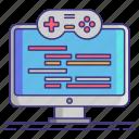 computer, creation, games, mod icon