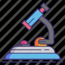 laboratory, microscope, science