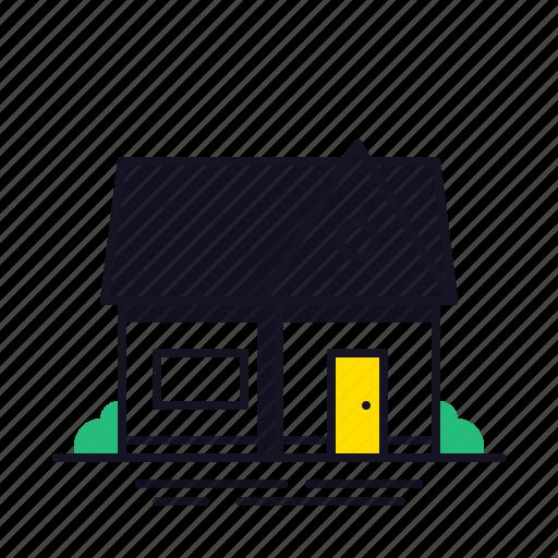 building, condo, home, house icon