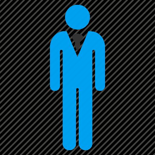 boy, customer, gentleman, guy, human, male person, man icon