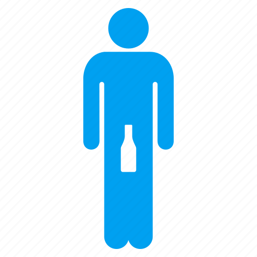 boy, customer, gentleman toilet, guy, human profile, male person, man icon