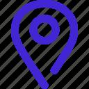 address, dislocation, location, map icon