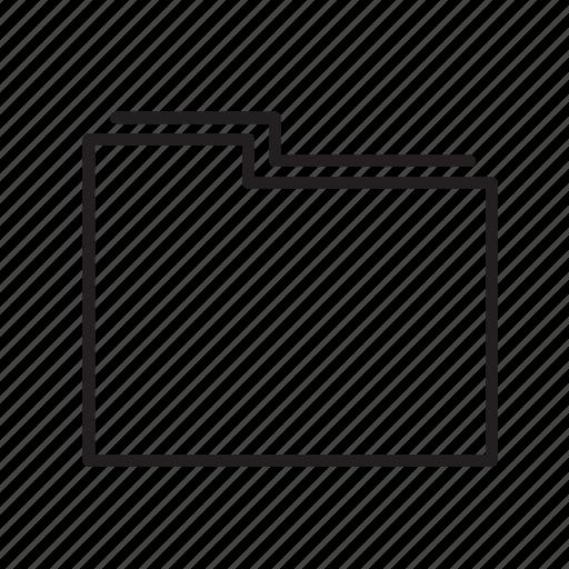 align, file, folder icon