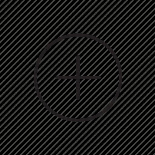 +, add, plus icon