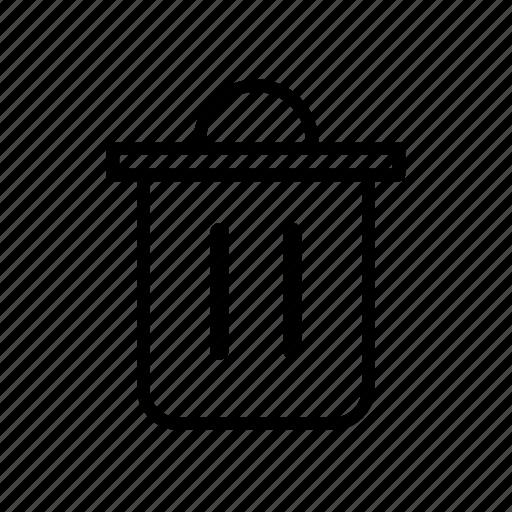 Cancel, close, delete, remove, trash icon - Download on Iconfinder