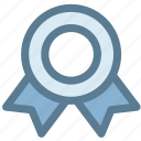 award, champion, general, office, prize, ribbon, winner icon