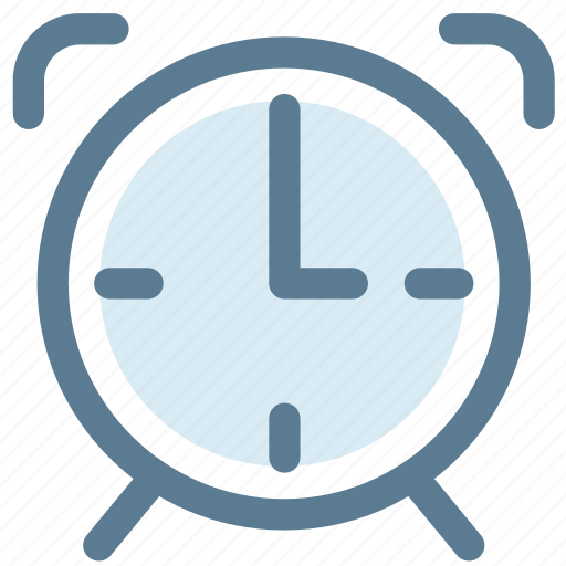 alarm, alarm clock, clock, general, morning alarm, office, watch icon