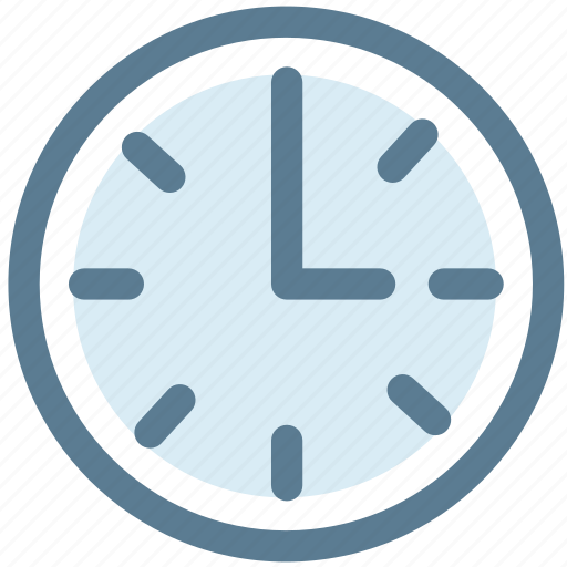 alarm, clock, deadline, general, office, time, time management icon