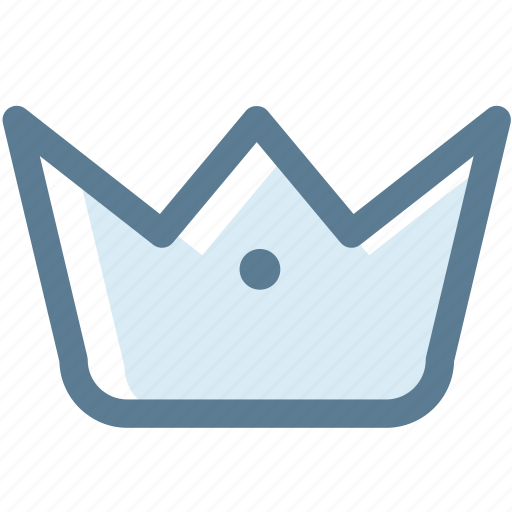 crest, crown, general, item, jwellery, kings crown, office icon