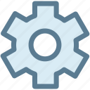 cog, gear, machine, office, radio settings, setting, settings icon