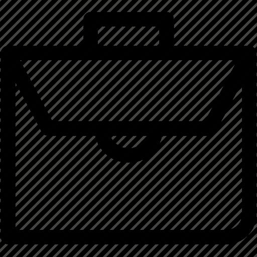 bag, briefcase, business bag, documents bag, general, office, portfolio icon