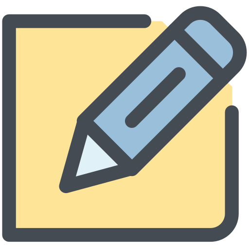 compose, create, edit, edit file, office, pencil, writing creative icon