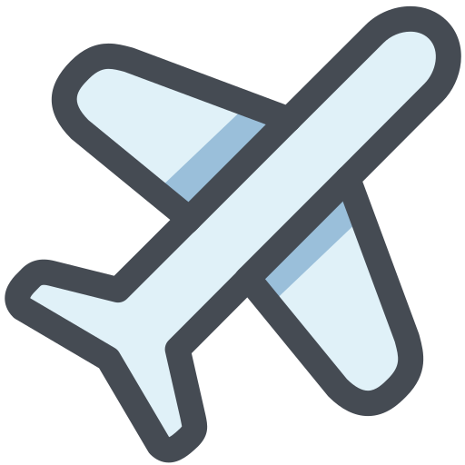 airplane, airplane mode, general, office, plane, transport, travel icon