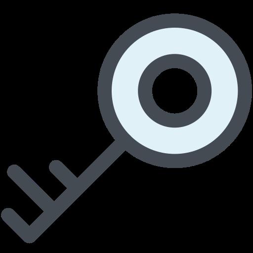 access, general, house key, key, lock key, login, office icon