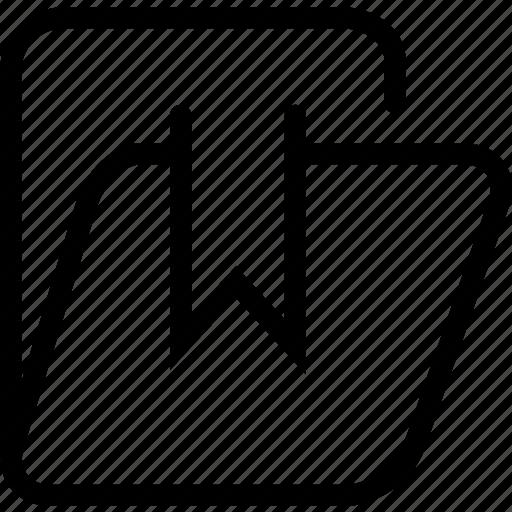 document, documents, folder, tag icon