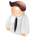 administrator, profile icon