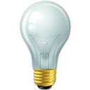 idea, light bulb icon