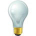 idea, light bulb icon