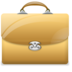 bag, briefcase, business, career, case, employment, job, suitcase, travel, work icon