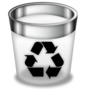 25656, barrel, bin, recycle icon