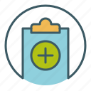 add, document, file, new, office, paper, write icon