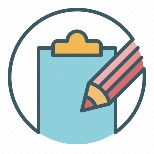 document, edit, file, new, office, pencil, write icon