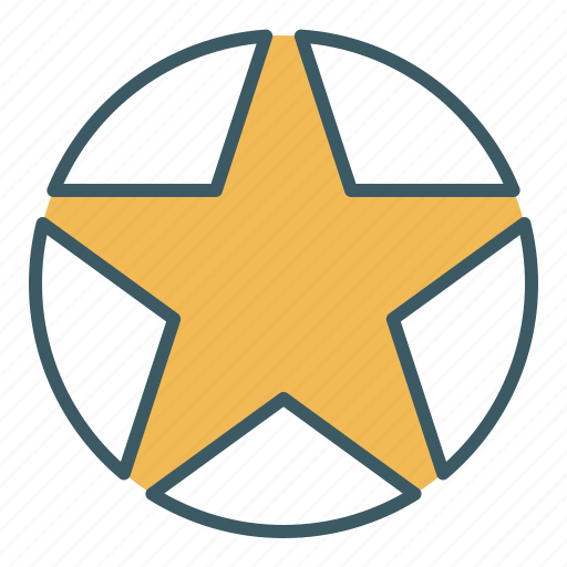 circle, favourite, rating, skill, star icon