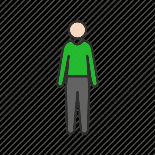 male, man, person, user icon