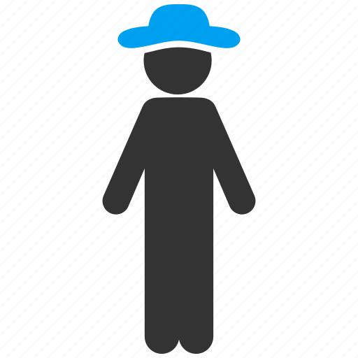 client, customer, gentleman, man, person profile, standing pose, user account icon