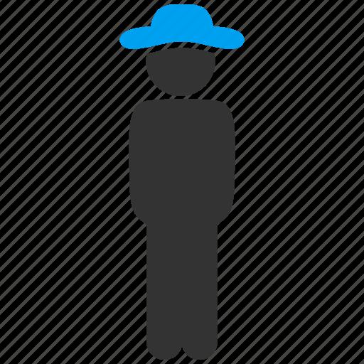 Boy, client, customer, gentleman, male, man, standing pose icon - Download on Iconfinder